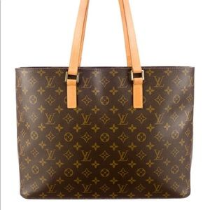 Louis Vuitton Luca Tote Bag